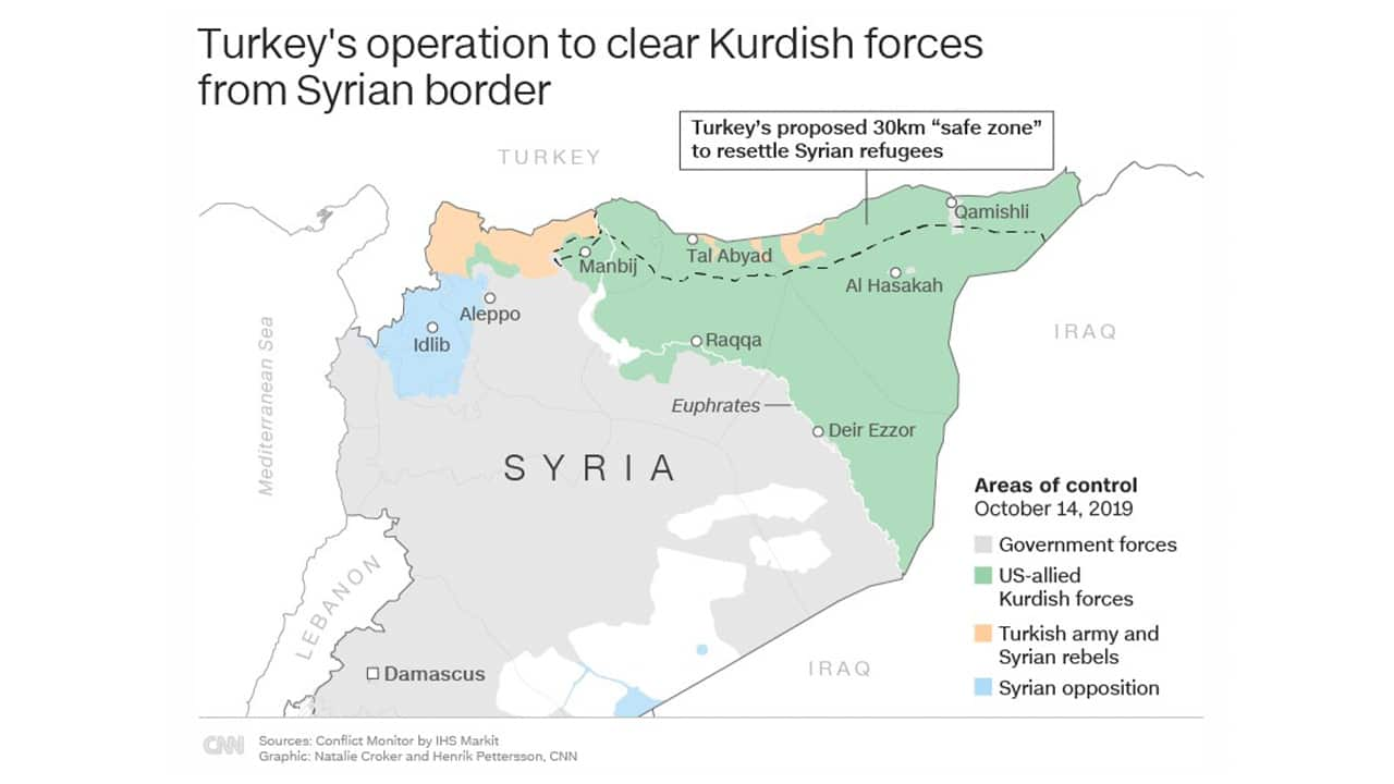 Kurdish Forces Backed by US Strike Deal With Syria's ad ... on map of argentina and, map of estonia and, map of hungary and, map of iran and, map of saudi arabia and, map of romania and, map of greece and, map of samoa and, map of turkey and, map of india and, map of asia and, map of cuba and, map of germany and, map of japan and, map of spain and, map of caribbean islands and, map of ukraine and, map of france and, map of bulgaria and, map of cyprus and,