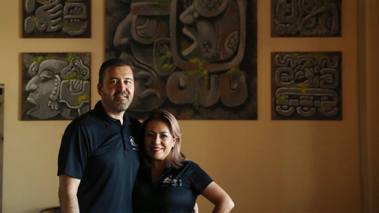 Photo of Jose and Leticia Gamiz