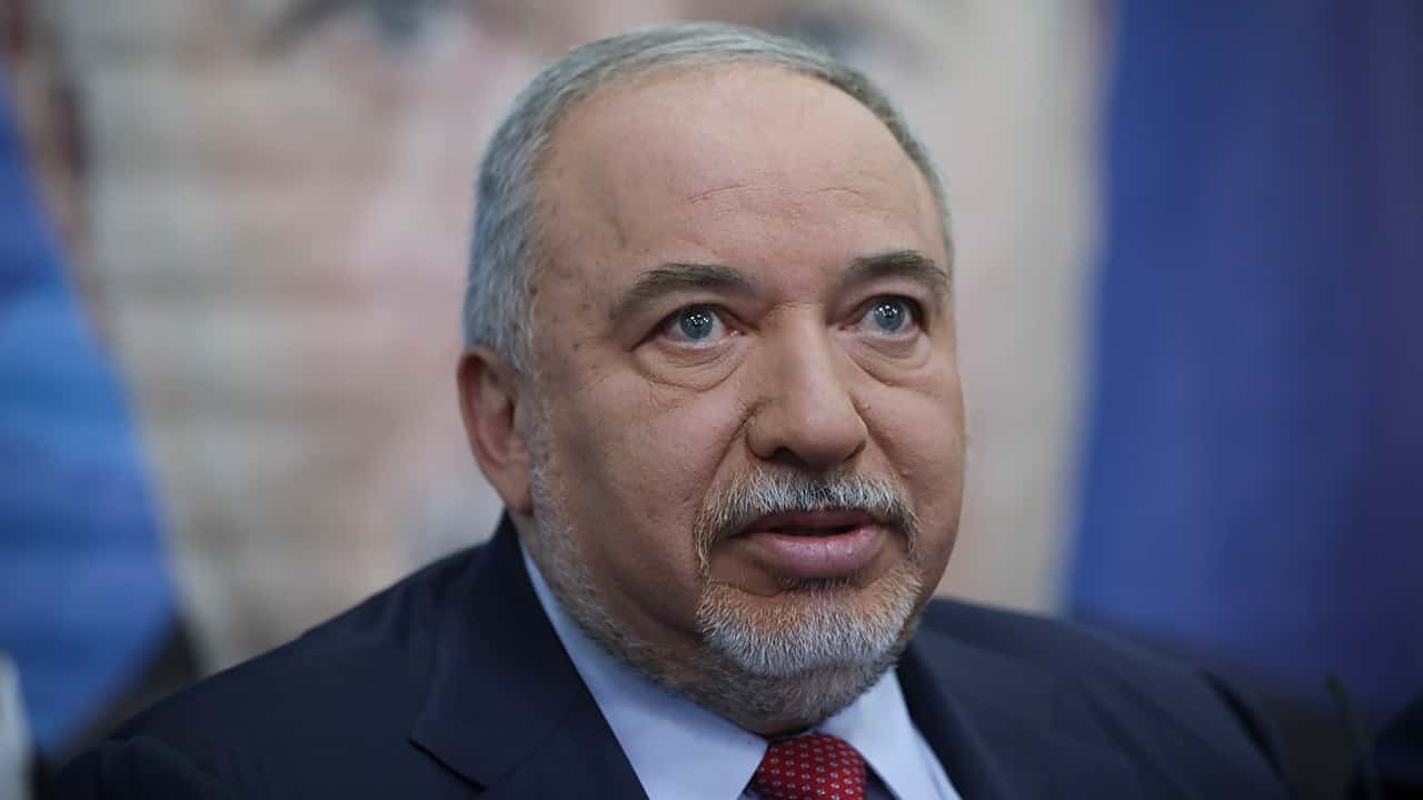 Photo of Avigdor Lieberman