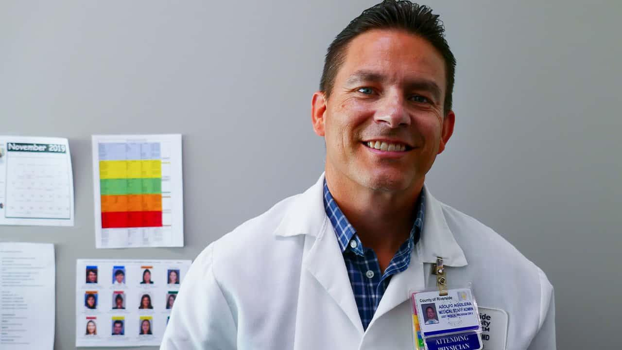 Photo of Dr. Adolfo Aguilera