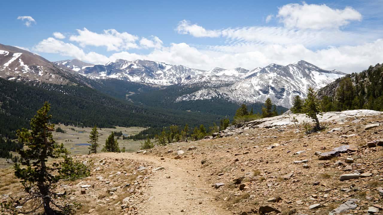 Photo of Gaylor lake Trail, Yosemite
