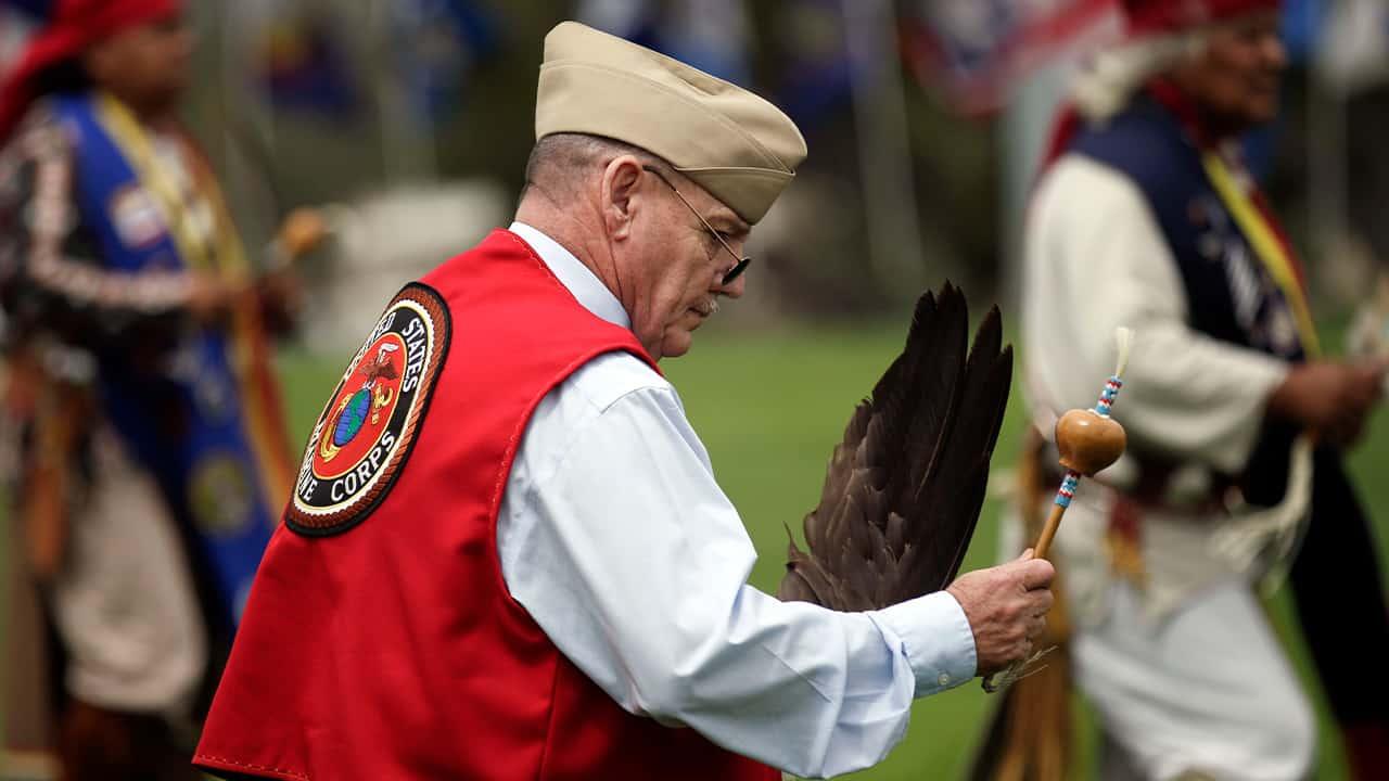 Photo of Jerry Best, a Vietnam War veteran