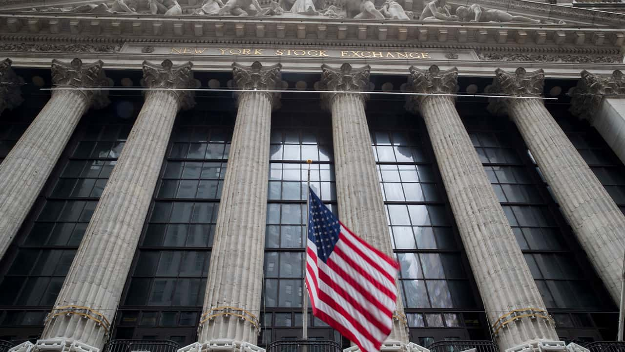 Photo of the NYSE in New York