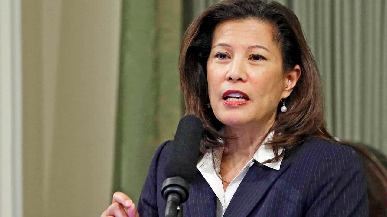 Photo of California Supreme Court Chief Justice Tani Cantil-Sakauye