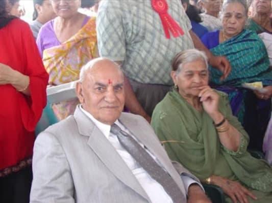 Photo of Mohan and Sushila Sethi