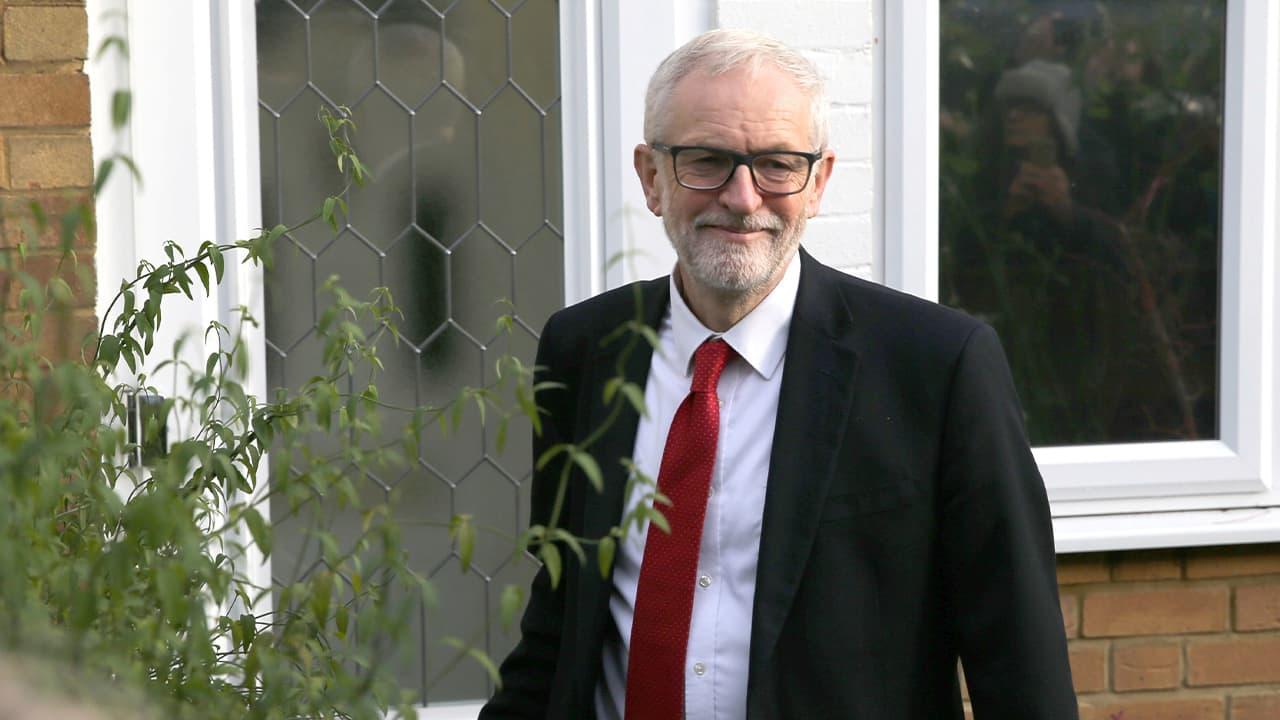 Photo of Jeremy Corbyn