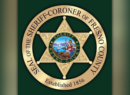 Fresno County Sheriff-Coroner Badge