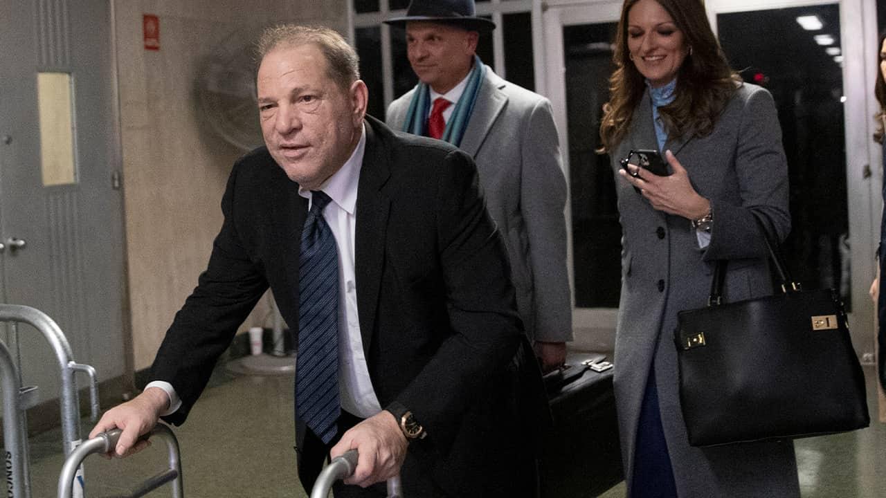 Photo of Harvey Weinstein