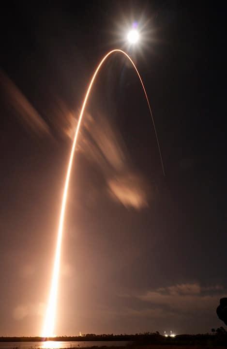 Photo of Alliance's Atlas V rocket