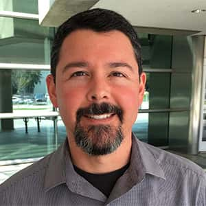 Portrait of Michael Carbajal, director of Fresno Public Utilities