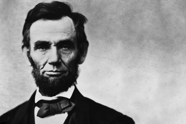 Photo of Abraham Lincoln